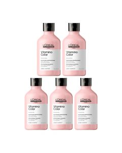 15x L'Oréal Serie Expert Vitamino Shampoo 300ml