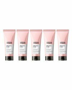15x L'Oréal Serie Expert Vitamino Farbspülung 200 ml