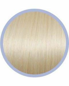 Euro So. Cap. Flat Ring-On Extensions Extra Zeer Licht Natuurlijk Blond 1003 10x50-55cm