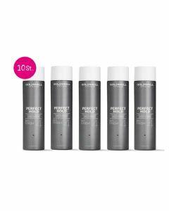 10x Goldwell StyleSign Big Finish Hair Spray 500ml