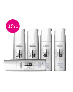 15x L'Oréal Tecni.Art Fix Design