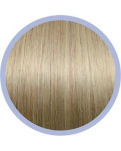 Euro So. Cap. Flat Ring-On Extensions Intens Asblond 24 10x50-55cm