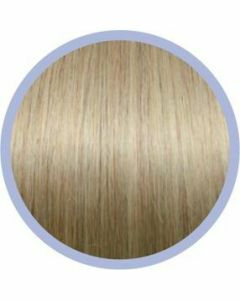 Seiseta Microring Extensions - 50cm - natural straight - #24