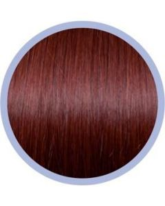 Euro So. Cap. Flat Ring-On Extensions Intens Rood 35 10x50-55cm