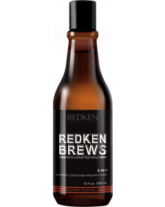 Redken Brews Shampoo 3 IN 1 1000ml