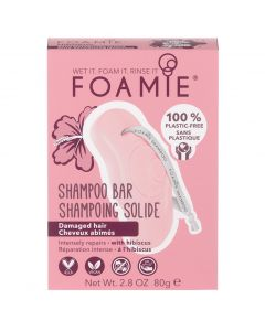 Foamie Shampoo Bar Hibiskiss  80gr