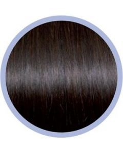 Euro So. Cap. Classic Extensions Donker Kastanjebruin 4 10x55-60cm