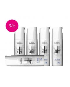 5x L'Oréal Tecni.Art Fix Design