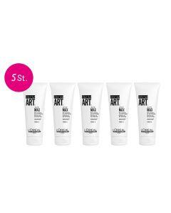 5 x L'Oréal Tecni.Art Max Gel