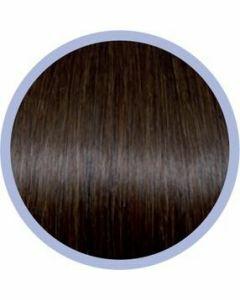Euro So. Cap. Classic Extensions Chocoladebruin 6 10x50-55cm