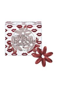 Invisibobble Beauty Collection NANO Marilyn Monred rood