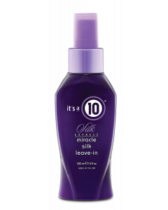 It's a 10 Miracle Silk Leave-in 120ml