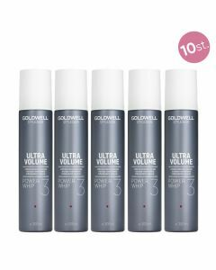 10x Goldwell StyleSign Power Whip Mousse 300ml
