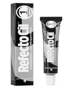 Refectocil Augenbrauenfarbe 1 schwarz  15ml