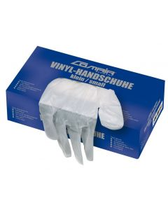 Vinyl  Handschuhe gepudert Größe L  100 Stk