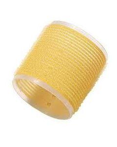 Haftwickler Jumbo 66mm gelb 6Stk