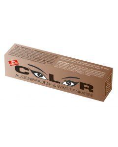 Color Color Wimper- und Augenbrauenfarbe naturbraun