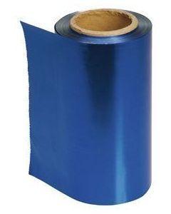 Sibel Aluminium Folie Blauw 12cmx100m