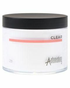 Astonishing Acrylic Powder Clear 100gr