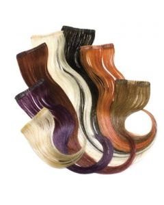 Balmain Tape extensions wild berry 25cm