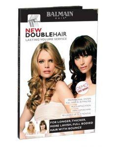 Balmain Consultation Book Double Hair