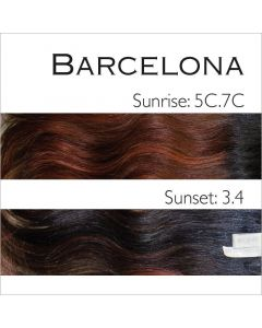 Balmain Hair Dress Barcelona 1/3.4/5C.7C 25cm