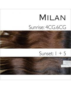 Balmain Hair Dress Milan 1/5/4CG.6CG 55cm