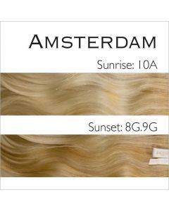 Balmain Hair Dress Amsterdam 8G.9G/10A 40 cm