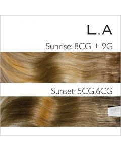 Balmain Hair Dress L.A. 5CG.6CG/8CG/9G 40 cm