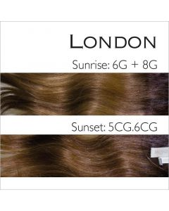 Balmain Hair Dress London 5CG.6CG/6G/8G 40 cm