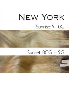 Balmain Hair Dress New York 8CG/9G/9.10G 40 cm