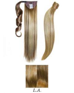 Balmain Extensions Catwalk Ponytail Memory Hair L.A. 8CG.6CG Ombré 55cm