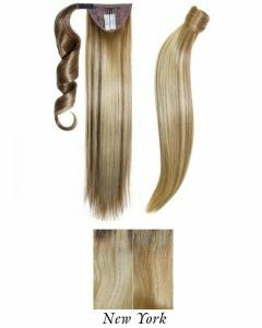 Balmain Extensions Catwalk Ponytail Memory Hair New York 9G.10 Ombré 55cm