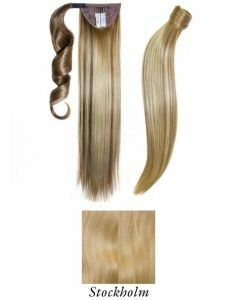 Balmain Extensions Catwalk Ponytail Memory Hair Stockholm 10A 55cm