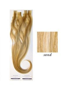 Balmain Easy Length Tape Extensions Human Hair Sand