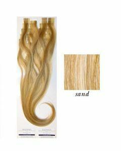 Balmain Tape Haarverlängerung Easy Length  Sand 55cm