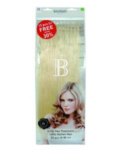 Balmain Fill-In Natural Straight Value Pack 6 50x40cm