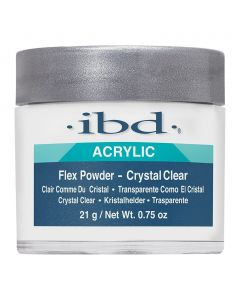 IBD Flex Poeder Crystal Clear  21 g