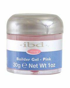 IBD Builder Gel Pink pink 30 g