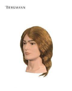 Bergmann Oefenhoofd Amigo zonder baard lichtbruin 20cm