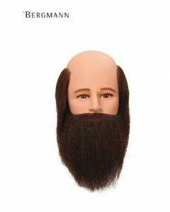 Bergmann Oefenhoofd Barber kaal 15cm