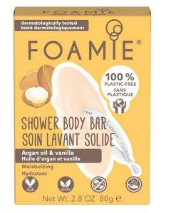 Foamie Body Bar Kiss Me Argan
