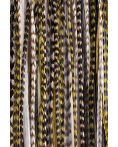 Featherlocks Federextensions (Haarverlängerung) Cool Mix 25st