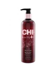 CHI Rose Hip Oil Protecting Shampoo 340ml