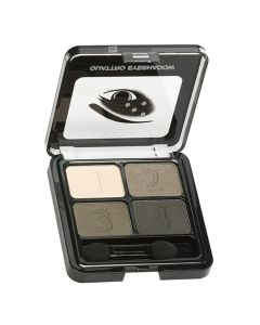 Christian Faye Quattro Eyeshadow brown 5,2gr