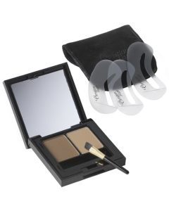 Christian Faye Wenkrbauwpoeder Duo Kit deep blond 3gr