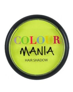 Colour Mania Hair Shadow Electric Lime