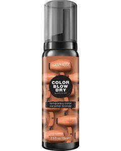 Matrix Color Blow Dry Caramel Blonde 70ml