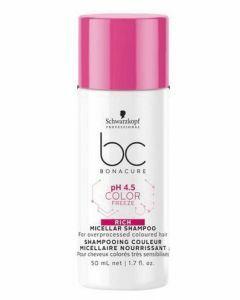 Schwarzkopf BC Color Freeze Rich Shampoo 50ml