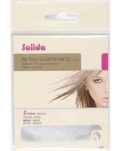 Comair Haarnetje Solida blond 2st